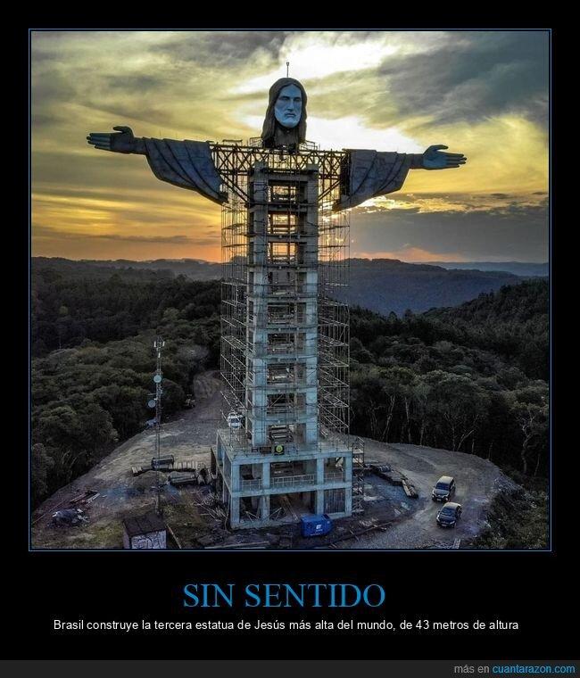 brasil,cristo,escultura,jesús