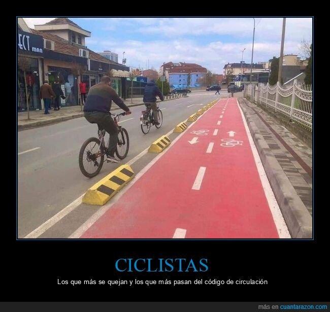 carril bici,ciclismo