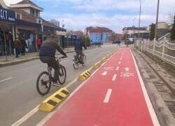 Enlace a Ciclistas haciendo lo que les sale de las pelotas, nada nuevo bajo el sol