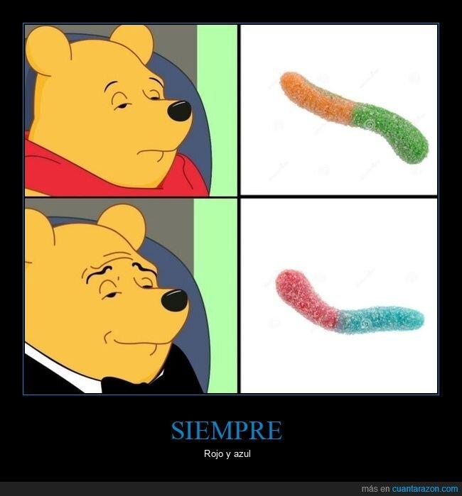 chuceria,gominola,winnie the pooh