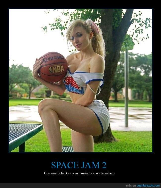 lola bunny,space jam 2