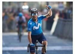 Enlace a Valverde se merece la victoria ante el borde