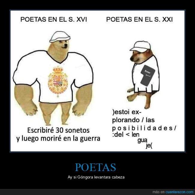 cheems,doge,meme,poetas