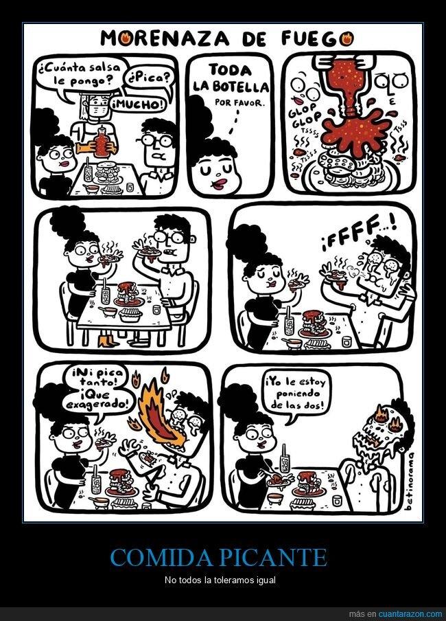comida,picante