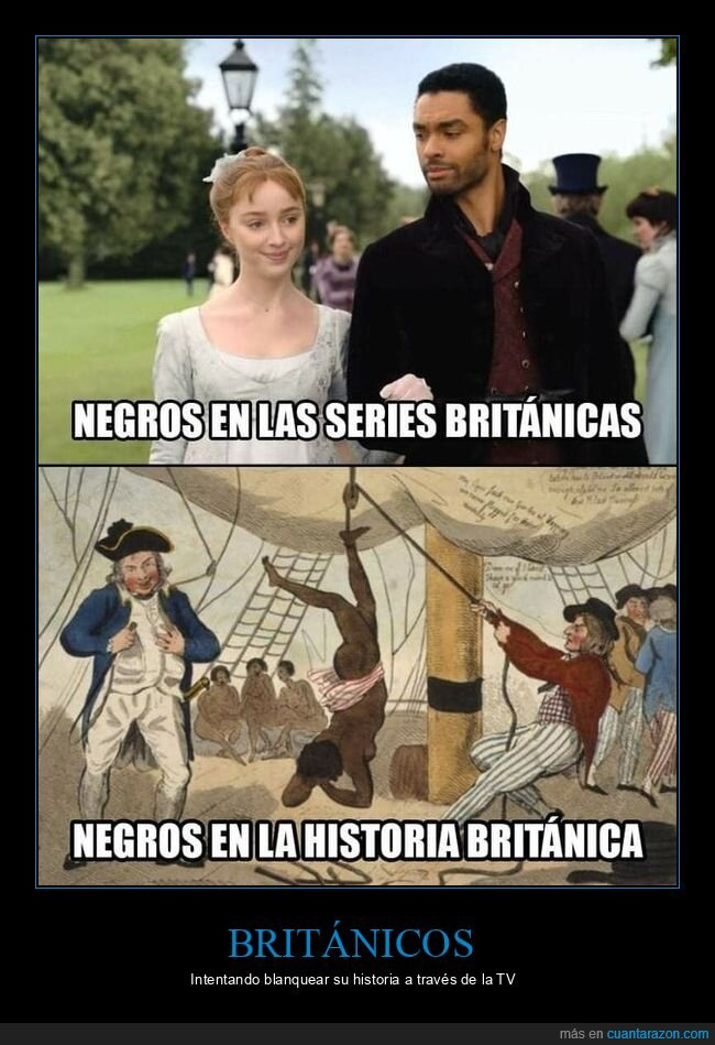británicos,historia,series