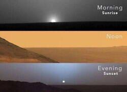 Enlace a Así se ve en Marte