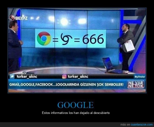 666,chrome,google