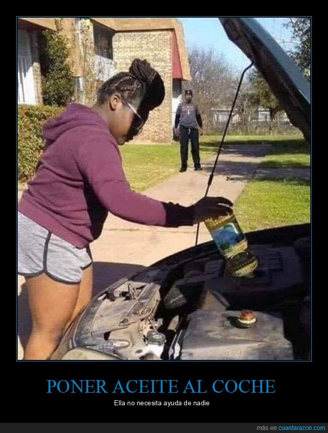 aceite,coches,fails