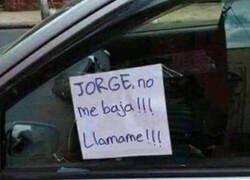 Enlace a Mensaje para Jorge