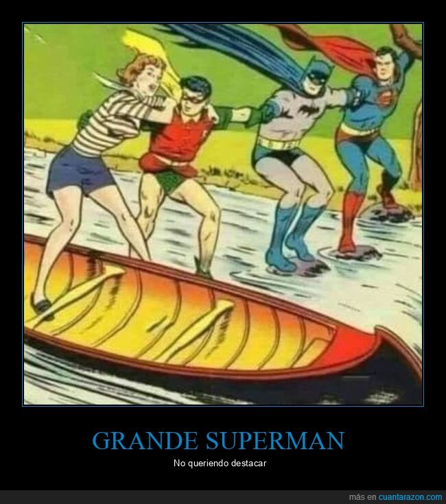 batman,rescatando,robin,superman