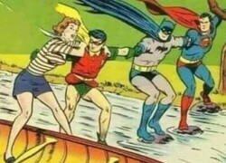 Enlace a Para que Batman y Robin se sientan útiles