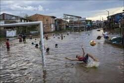 Enlace a El temporal proporciona la oportunidad de practicar otros deportes