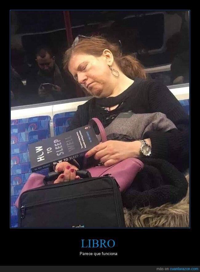 dormir,durmiendo,libro,wtf