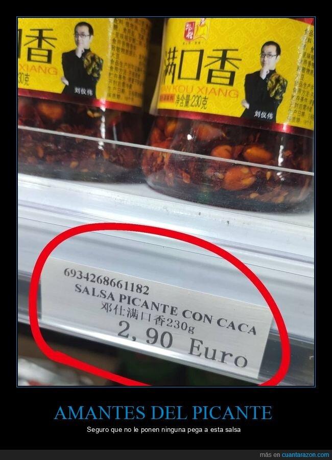 caca,salsa,wtf