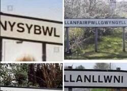 Enlace a Los pueblos de Gales