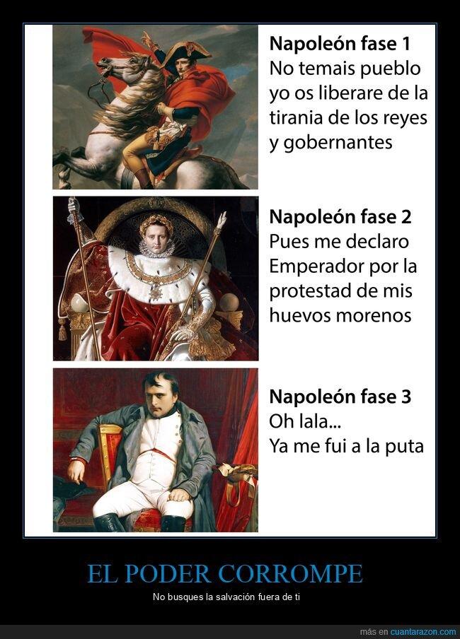 emperador,fases,historia,napoleón