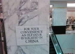 Enlace a Por si quieres coger el ascensor