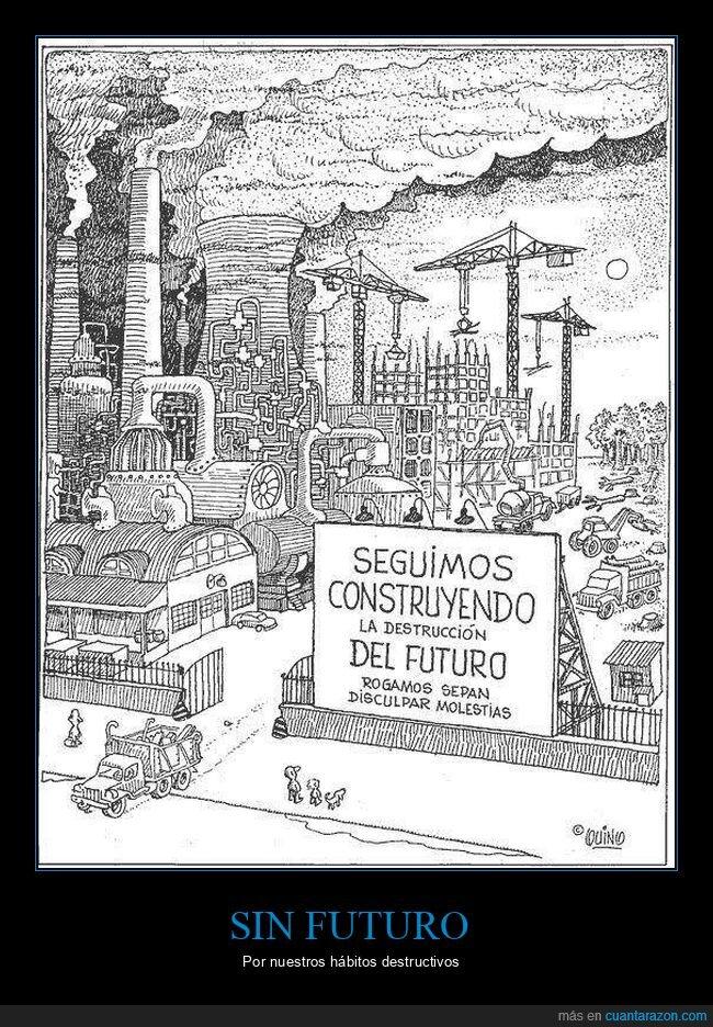 construyendo,destrucción,futuro