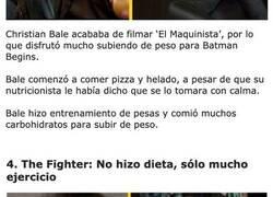 Enlace a Locuras que hizo Christian Bale para sus Transformaciones Corporales