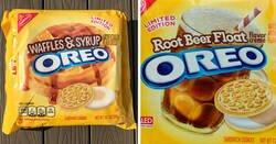 Enlace a Los sabores más exóticos de galletas Oreo