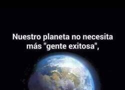 Enlace a Lo que nuestro planeta realmente necesita