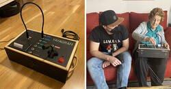 Enlace a Este hombre construyó un dispositivo de comunicación para que a su abuela le sea más fácil de usar que un teléfono