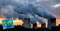 Enlace a Este mapa de dióxido de carbono te muestra a los 15 países más contaminantes del mundo