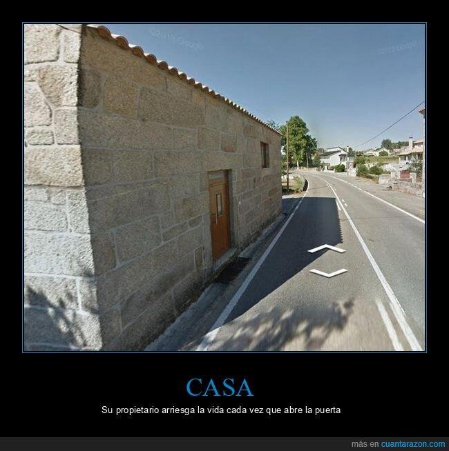 carretera,casa,puerta,wtf