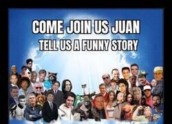 Enlace a Hasta siempre, Juan