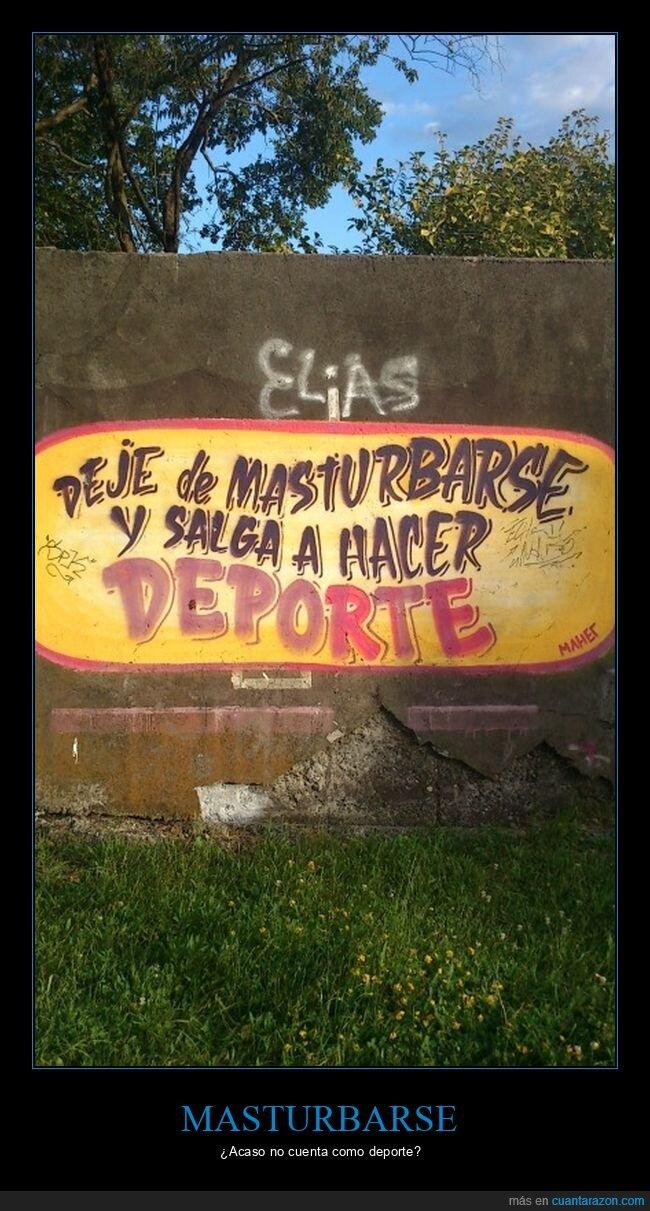 deporte,graffitis