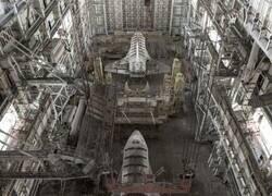 Enlace a Restos de la carrera espacial