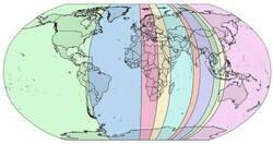 Enlace a El mundo dividido en 10
