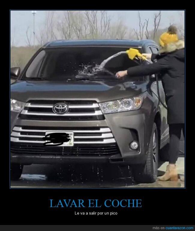 coche,gasolina,lavando,wtf