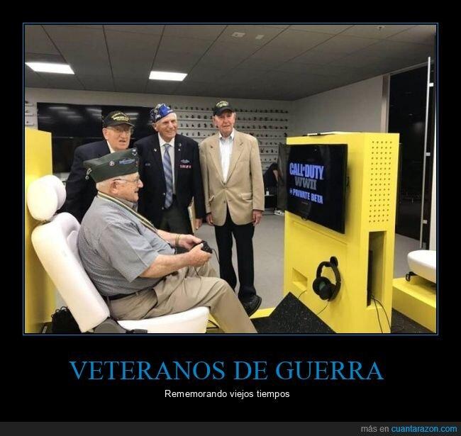 call of duty,guerra,veteranos