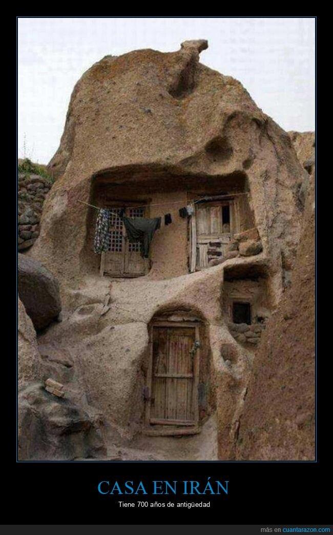 700 años,casa,curiosidades,irán