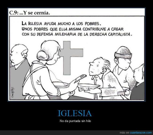 capitalismo,derecha,iglesia,pobres,política,religión