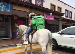 Enlace a Entregas a caballo