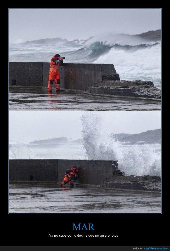 fotógrafo,mar