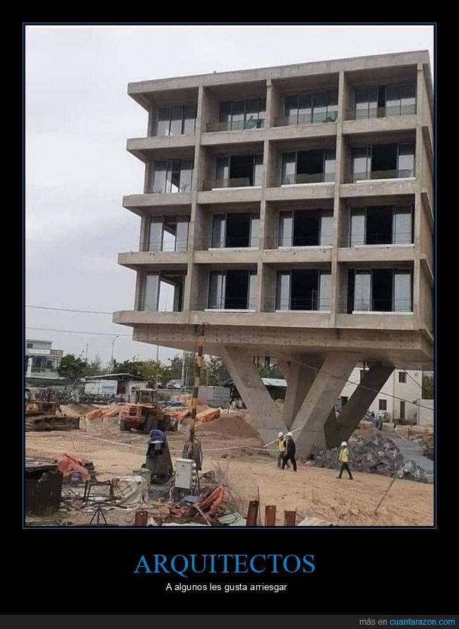 cimientos,edificio,wtf