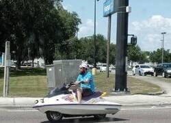 Enlace a Moto de agua de carretera