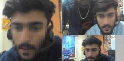 Enlace a Este tipo muestra a un estafador la vista de su propia webcam