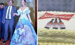 Enlace a Estas personas comparten fotos de las bodas de mal gusto a las que asistieron
