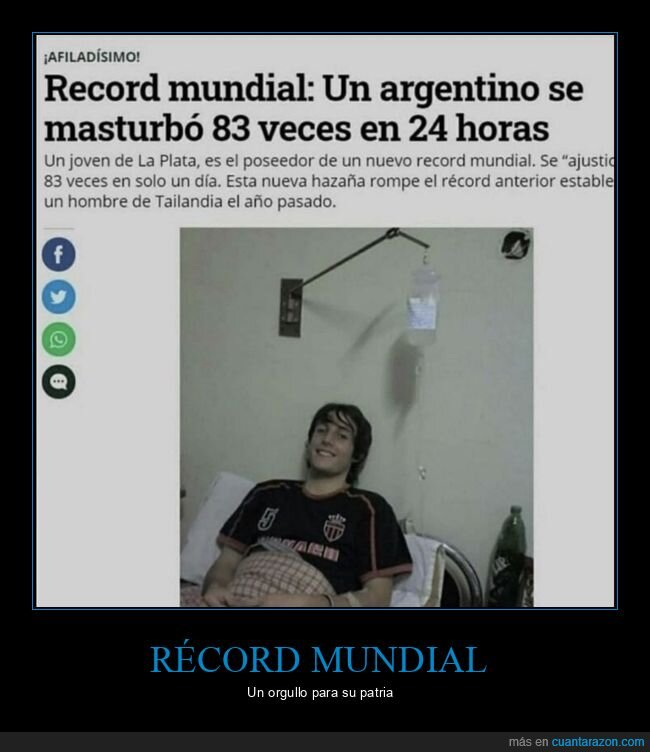 argentino,récord,wtf