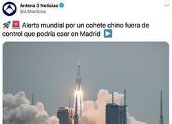 Enlace a Madrid en peligro