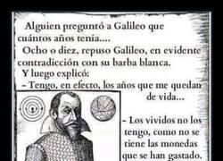 Enlace a Los años de Galileo