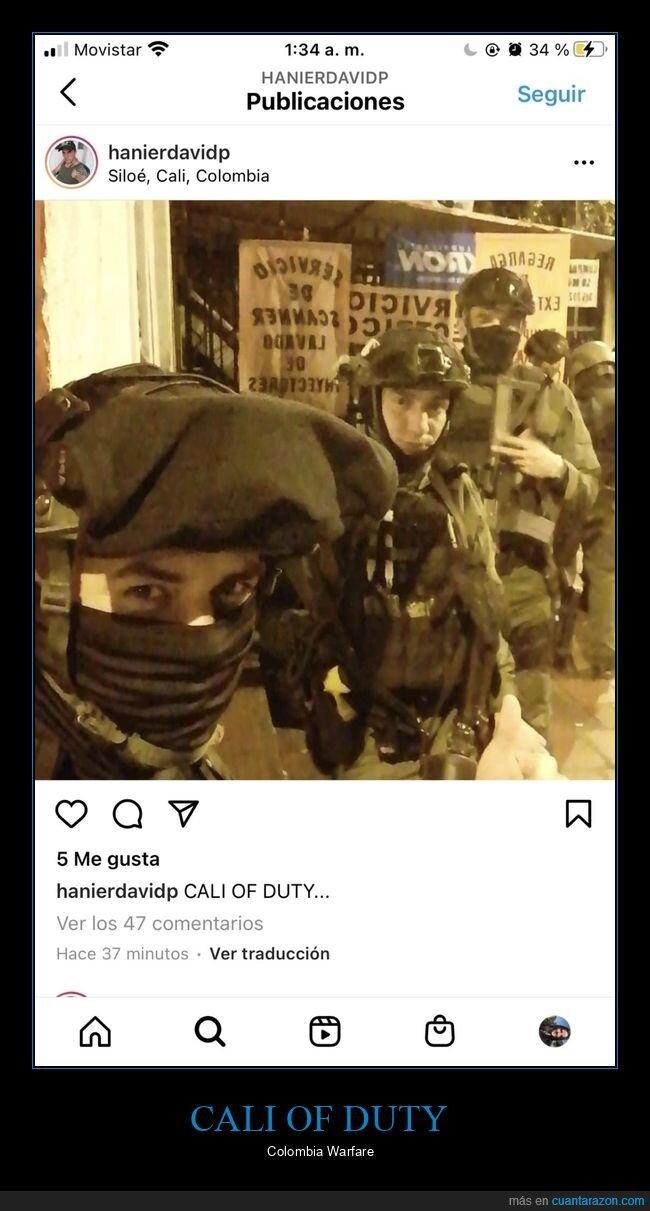 cali,call of duty