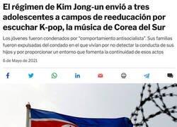 Enlace a En Corea del Norte no toleran el K-pop