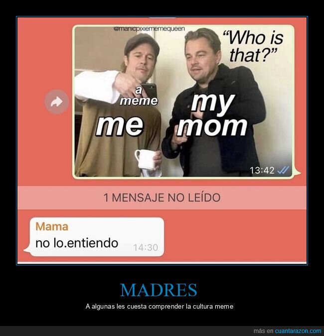 entender,madre,whatsapp