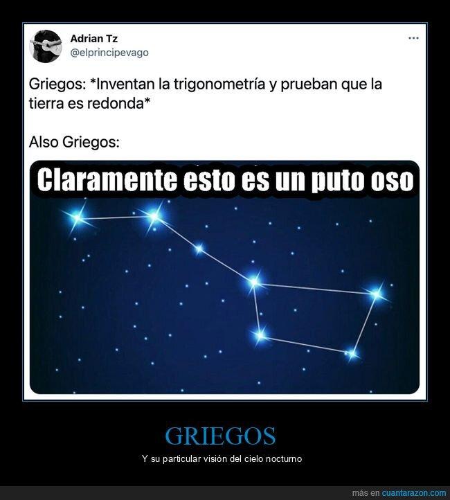 constelaciones,griegos