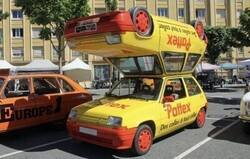 Enlace a Dos coches en uno